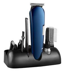 5 in 1 multifunction hair clipper set shaving nose hair elec