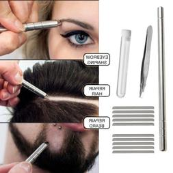 1 Set Pro Hair Engraving Pen Razor Shaver Beard Design Tatto