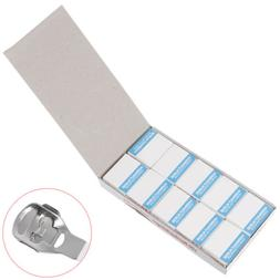 100 X Shaver Blade Replacement For Dead Skin Corn Remover Pe