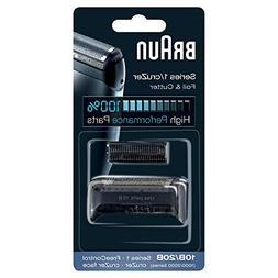 Braun 10B Replacement Foil and Cutter Cassette Multi Black B