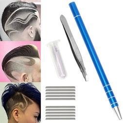 1x Pro Hair Design Shaver Hair Styling Magic Engraved Razor
