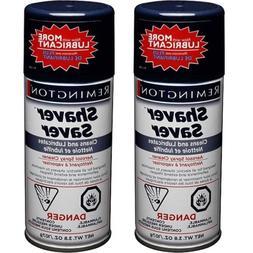 REMINGTON Shaver Saver Spray Cleaner SP4 SP-4 - 2 PACK