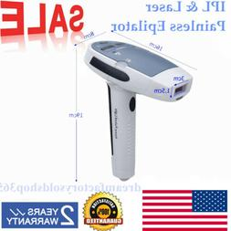 New IPL Laser Permanent Hair Removal Machine Painless Body S