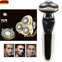 3 Heads Electric Razor Rechargeable Electric Shaver Men Bear