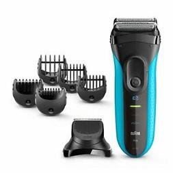 Braun 3010BT Series 3 S3 Wet & Dry Electric Shave Style Shav