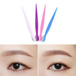 3Pcs Eyebrow Razor Hair Removal Trimmer Shaper Shaver Stainl