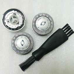 3Pcs Replacement Shaver Head for Philips Norelco HQ56 HQ55 H