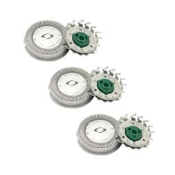 3pcs Replacement Shaver Heads for Philips Norelco HQ7160 HQ7