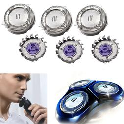 3X Replacement Shaver Blades Head for Philips Norelco Razor