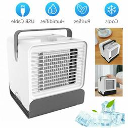 Portable Mini Air Conditioner Water Cool Cooling Fan Artic L