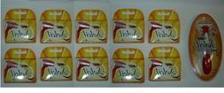 42 BIC Soleil Blades Cartridge Shaver Refills Fit Schick Wil