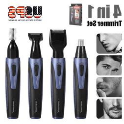 4in1 hair professional rechargeable eyebrow ear nose