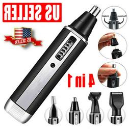 4in1 Personal Eyebrow Ear Nose Trimmer beard  Electric Shave