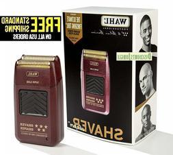 WAHL 5 STAR Cord/Cordless MEN'S Shaver/Shaper 8061-100 60 Mi