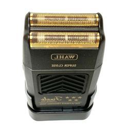 WAHL 5-Star Shaver 8164 Black / Cordless Shaver Super Close