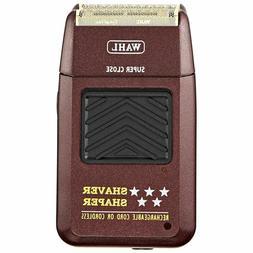 Wahl 5 Star Shaver/Shaper 8061 Barber Professional Close Rec