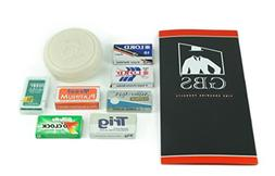 GBS 50 DE Safety Razor Blade Variety Pack! Breaks into singl