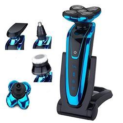 5D Electric Shaver Electric Razor Rechargeable Shaving Machi