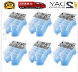 6 Count Braun Clean Renew Cartridge Refills Series 3 5 7 Gen