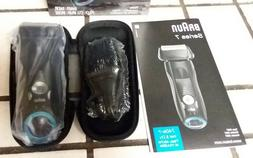 New Braun 740s-7 wet & dry sonic turbo rechargeable mens sha
