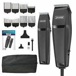 Wahl 79450 Homepro 14-piece Styling Kit Clipper/trimmer