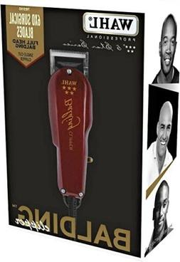 Wahl 8110 Professional 5-Star Balding Clipper - Red