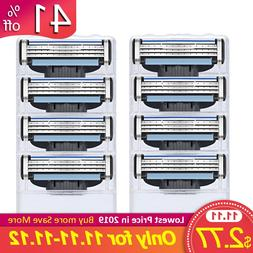 8Pcs/lot <font><b>3</b></font> Layer Razor Blades For Mache