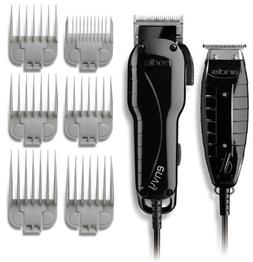 Andis Men's Electric Hair Clippers and Hair Trimmers Combo S