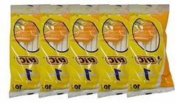 Bic Disposable Razor Shavers Normal Single Blade, 10 Count