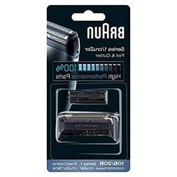 Braun 1000/2000FC/10B/20B Replacement Foil & Cutter For Shav