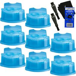 Braun Clean & Renew Refill Cartridges, Replacement Cleaner,