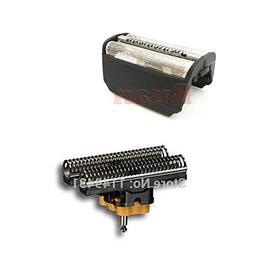 Braun Foil - 30b Shaver Foil Cutter Head 3 Cutter Set 195s 1