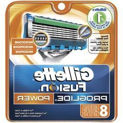 Gillette 50103-4 Fusion Proglide Power Mens Refill Cartridge