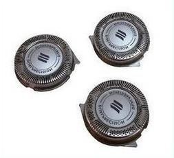Jupitorz Replacement 3X Shaver Heads for Philips Norelco HQ7