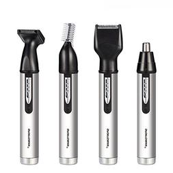 LFM Rechargeable 4 in 1 Electric Hair Clippers Nose Ear Bear