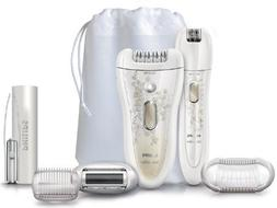 Philips New Satinperfect Deluxe Hp6581/00 Wet and Dry Epilat