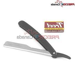 Precise Canada Professional Black Plastic Handle Barber shav
