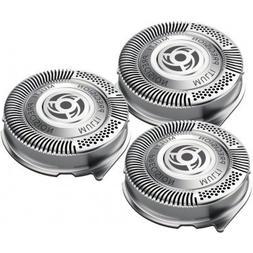 SH50/52 Replacement Heads Set of 3 Shaver Shaving-PlanetTM B