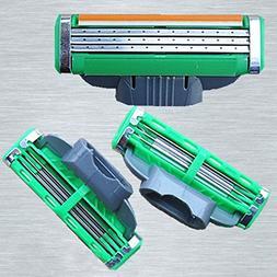 ThinkMax Advanced Men's 3 Layer Blades Shaving Razor Blade R