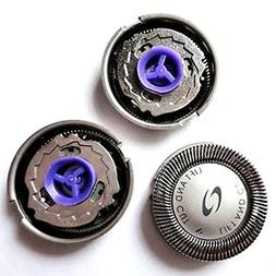 USonline911 Replacement Shaver Heads Compatible Norelco Sele