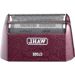 Wahl Replacement Shaving Head with Hypo-Allergenic Silver Fo