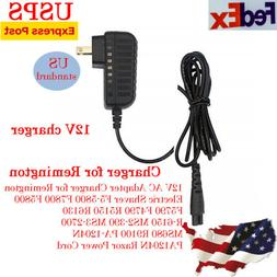 AC Adapter Charger Power Cord For Remington Shaver PA-1204N