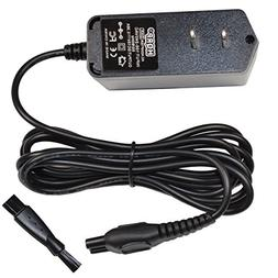HQRP AC Adapter for Philips Norelco 422203623771 S9531 S9531
