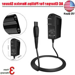 AC Charger For Philips Norelco Shaver 5000 5100 5200 Series