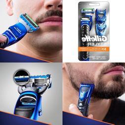 All Purpose Gillette Styler: Beard Trimmer, Men'S Razor  Edg