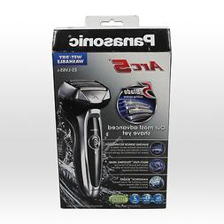 Panasonic Arc5 Electric Razor, Men's 5-Blade Cordless with S