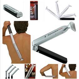Back Hair Shaver Mangroomer Flex Head Body Power Trimmer Pro