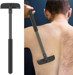 BACK SHAVER Mens Groomer Body Hair Razor DIY Shaving Tool Gr