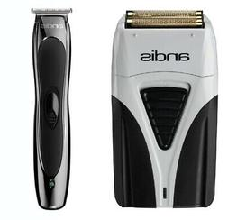 Andis Barber Combo Profoil Plus Shaver & Slimline Ion Li Pro