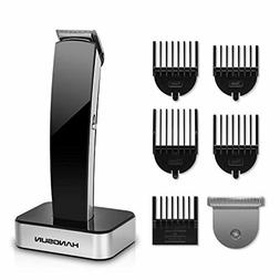 Beard Trimmer Electric Shaver Facial Hair Clippers Shave Kit